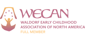 WECAN Waldorf Early Childhood Association of North America logo